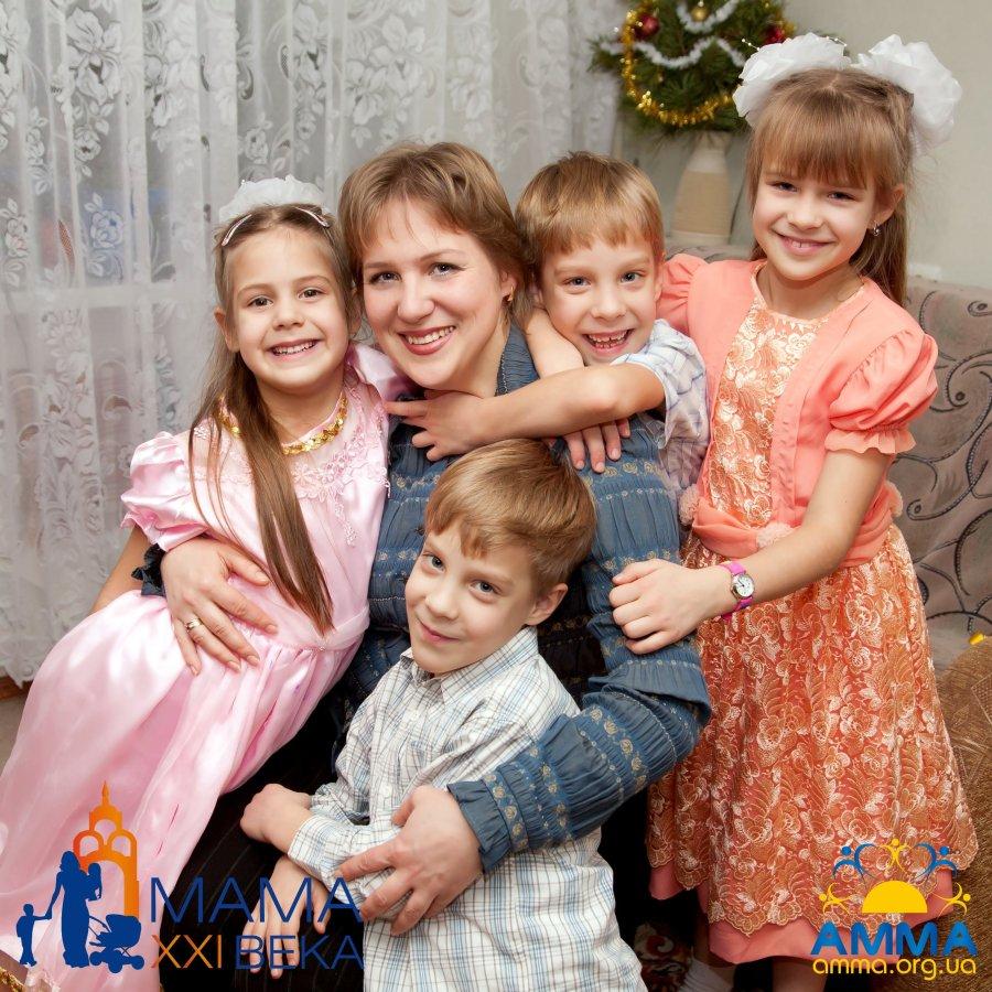 Мамы 4 детей фото